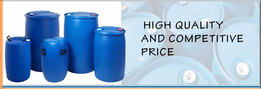 reconditioned plastic drums and carboys